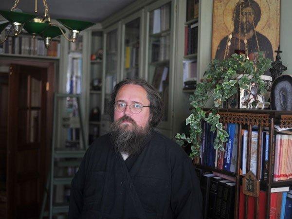 Блог андрея кураева о гомосексуализме в церкви